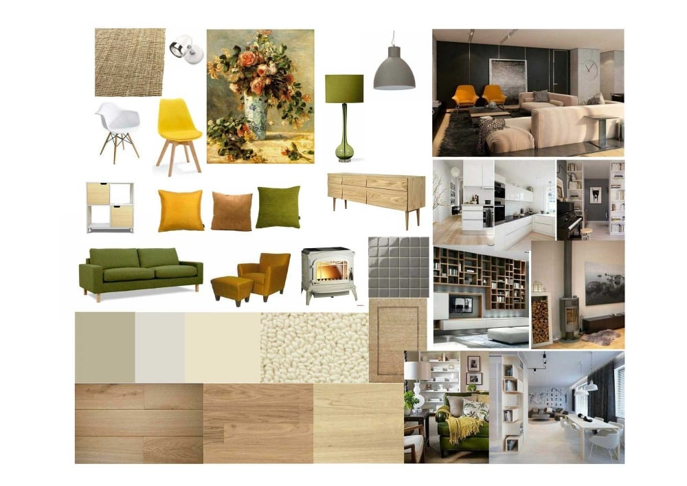 Interior design concepts interior designer gerda sutkien for Different interior design concepts