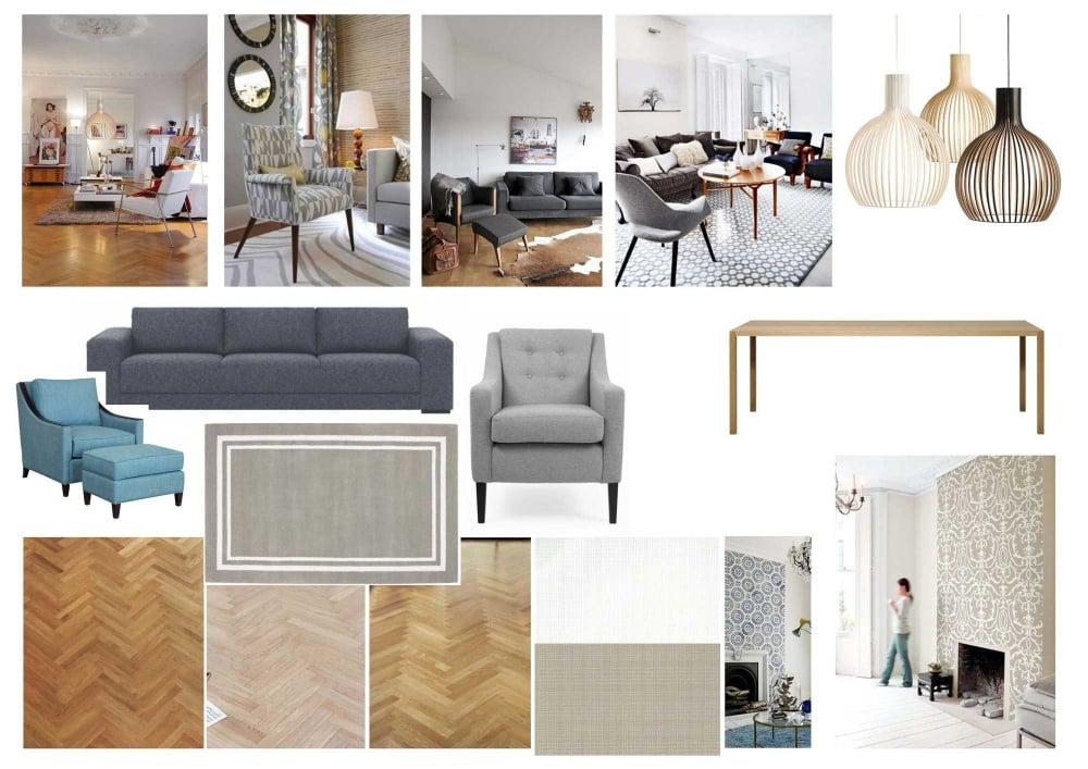 Interior Design Concept 4
